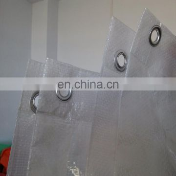 clear woven hdpe fabric plastic tarpaulin greenhouse cover