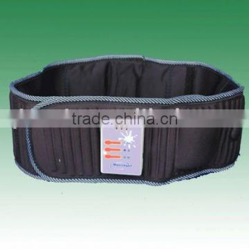 medical therapy massage belt/acupoint losing fat waist belt/massage belt with infrared therapy