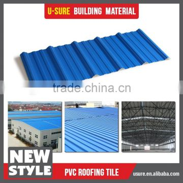Pvc Roofing Sheet Construction Materials Price List