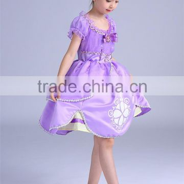 light purple flower girl dresses fly apparel clothing