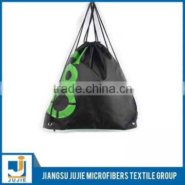 High quality fashionable polyester non woven drawstring bag custom,small nylon mesh drawstring bag