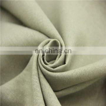 70/30 viscose rayon linen solid fabric
