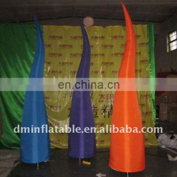 Hot slae christmas inflatable cone with led light