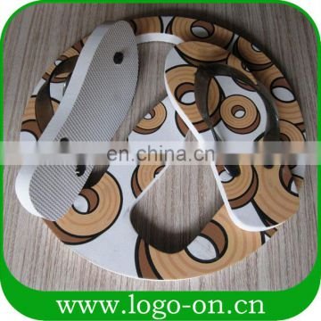 Promotional Cutting Board Shape Beach Slipper