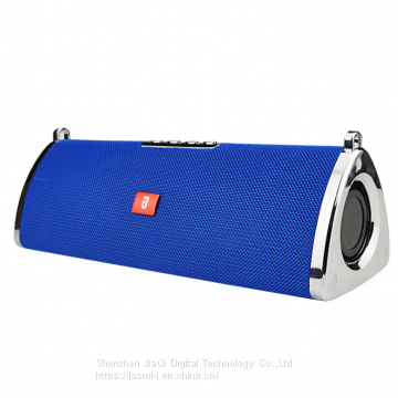 The new private mode bluetooth speaker 10W double speaker low-pitched loudspeaker outdoor bluetooth audio factory direct