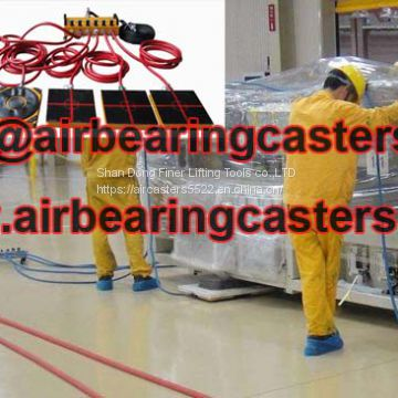 air rigging load moving system