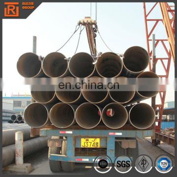 spiral welded hydraulic pipe spiral steel tube price
