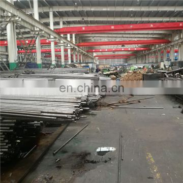 din17200 galvanized steel pipe for greenhouse frame/High precision