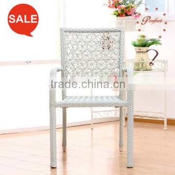 Patio Outdoor furniture rattan TABLE and chair restaurant set ZG-109