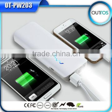 High performance power bank multiple cell phone charging station