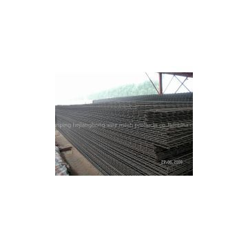 A252 Reinforcing Mesh Concrete Steel Wire Meshribbed Reinforced Slabs With Square For Pavements
