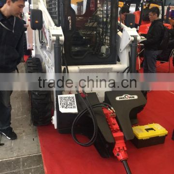 2017 Hot Sale Multi-function Skid Steer Loader Chinese Brand