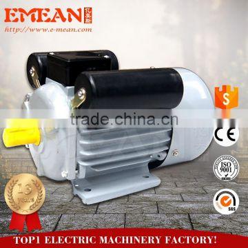 YC series single phase induction motor , Popular sale 1 5kw