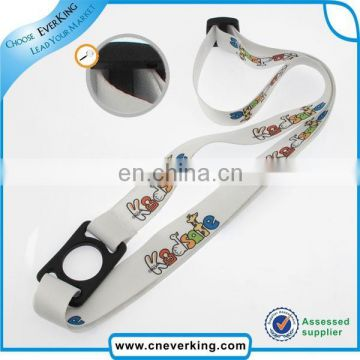 portable high strength hand free cup holder strap lanyard wholesale
