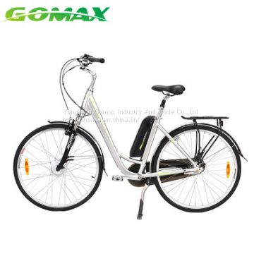 6061 Aluminum Alloy Frame New City Model Women Electric Road Bicycle E Bike  China20 Inch 6061