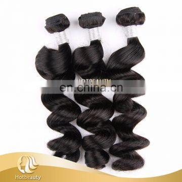 100% virgin indian hair Natural wave super curly