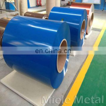 Modern large airport 0.32 0.38 0.40mm applications color coated steel coil