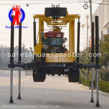 Best Price Of high quality crawler hydraulic rock drilling rig efficiency depth efficient machine for sale