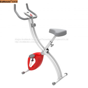 Hight Quality Folding X Magnetic Exercise Bike For Home Use and body fit spinning bike