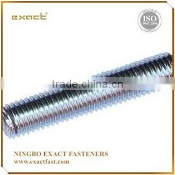 made in china Threaded Pin ZP YZP DIN976 metal rod