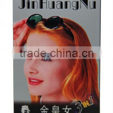 Kim Wong female hair colourant manufacturer temporary hair ...