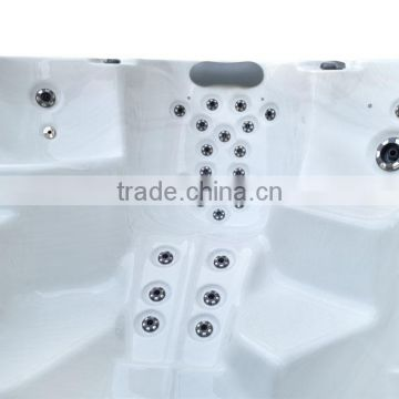 New Design 12 person hot tub sex spa 8m swimming pool with jet surf function