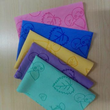Disposable High Grade Embossing Pva Cooling Towel