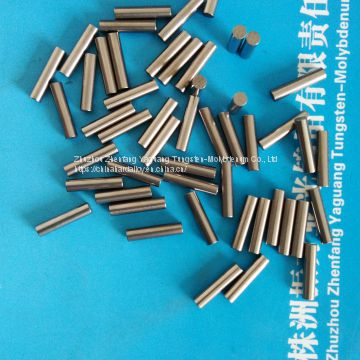 3mm short 99.95% Pure Tungsten rod for electrode