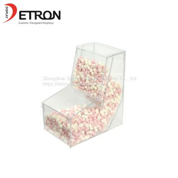 Acrylic candy retail display stand