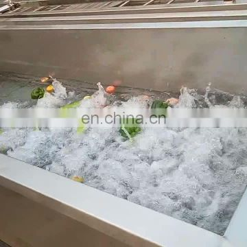 vegetable washing machine industrial carrot washer machine automatic fruit and vegetable washer