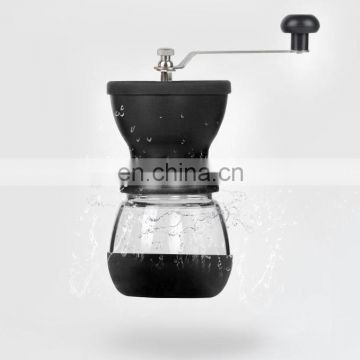 Automatic Electrical Manual Coffee Bean Crusher Machine coffee grinder/coffee beans grinding machine