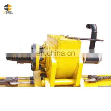 Factory direct sales mobile pneumatic anchor long range engineering core drilling machine with top quality