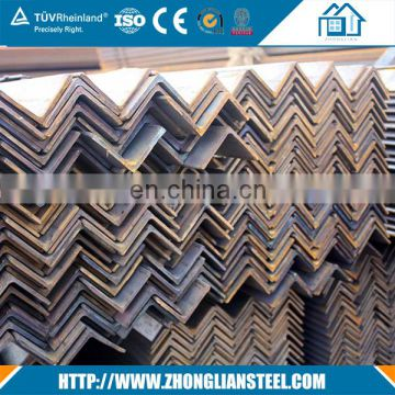Best price slotted galvanized aluminium steel angle bar in China