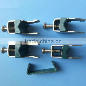 structural steel pipe clamp, pipe hold clamp, pipe saddle