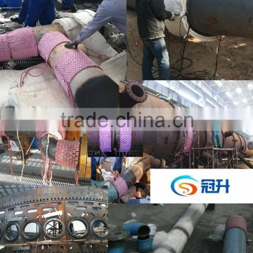 Heat treatment equipment for welding pipe temperature controller