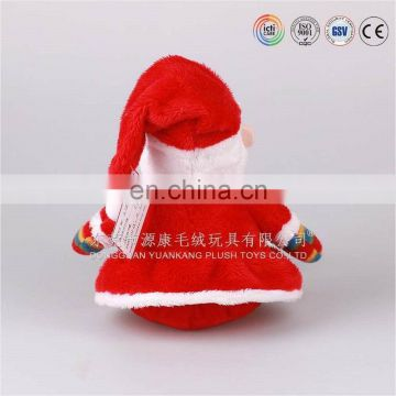 ISO9001 audit toy manufacturers christmas plush toys