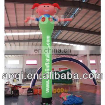 Hot sale advertising inflatable air dancern for commercial use