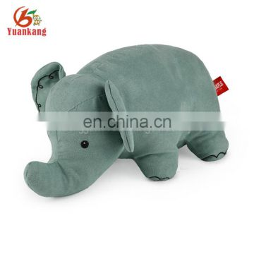 Wholesale high quality cute plush elephant stuffed toy