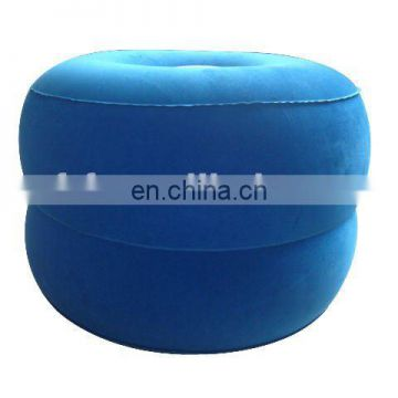 Inflatable Promotional Velet Stool