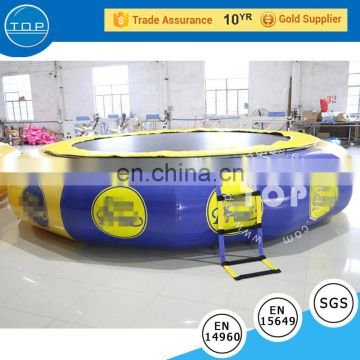 2018 Hot Design Outdoor Inflatable Trampoline for Kids