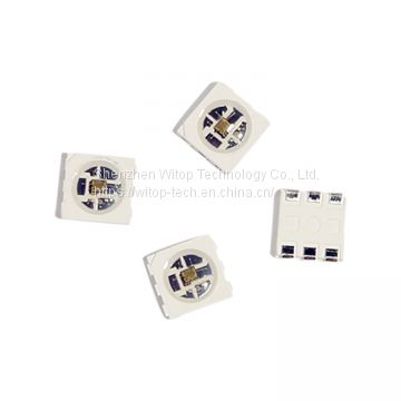 SMD5050 RGB DC5V Strip Screen APA102 LEDs Chips