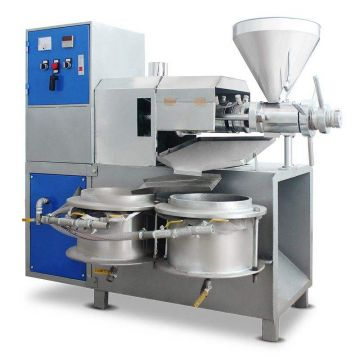 Automatic Cold Press Oil Expeller Machine Table Oil Expeller