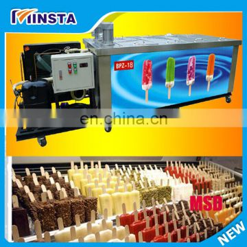 Commercial hot sale 2016 popsicle machine maker price