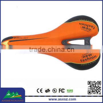 Bicycle Accessories High Quality Leather Bike Saddle Wholesale