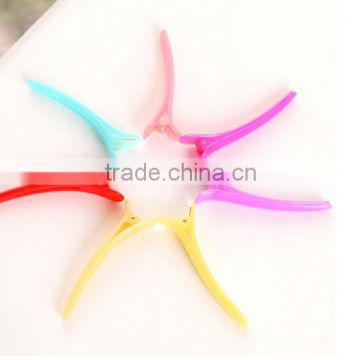 high quality candy color hairpin / plastic hairpin