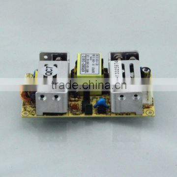 Competitive price KPD60 60W Switching power supply Dual Output 12v ...