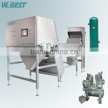 Accurate Commercial Optical Belt Color Sorter Machine With Factory Price