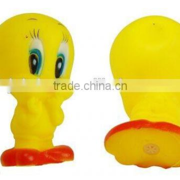 Logo Printed Floating Rubber Bath Toys, Inflatable floating PVC bath toys, Wholesale Promotional Plastic bath toys