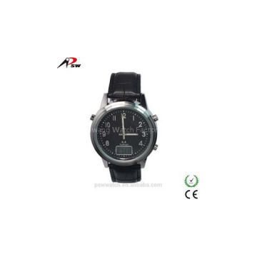 Wrist Watch With Fm Radio