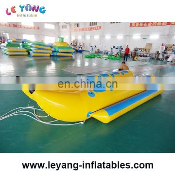 Inflatable Water Games Fly Fish Banana Boat Water Towable